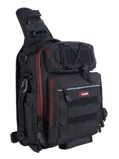 Piscifun Water-Resistant Tackle Bag
