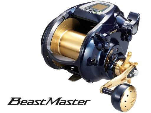Shimano Beatmaster Electric Fishing Reel