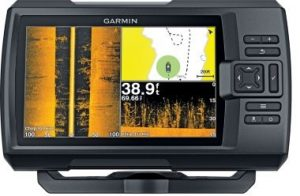 Garmin Striker Plus 7SV Sonar GPS Combo