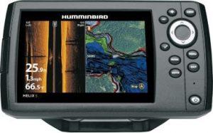 Humminbird Helix 5 CHIRP SI SonarGPS Combo G2