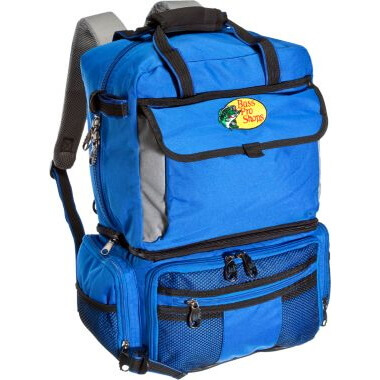 Bass Pro Shops Qualifier best fishing backpack