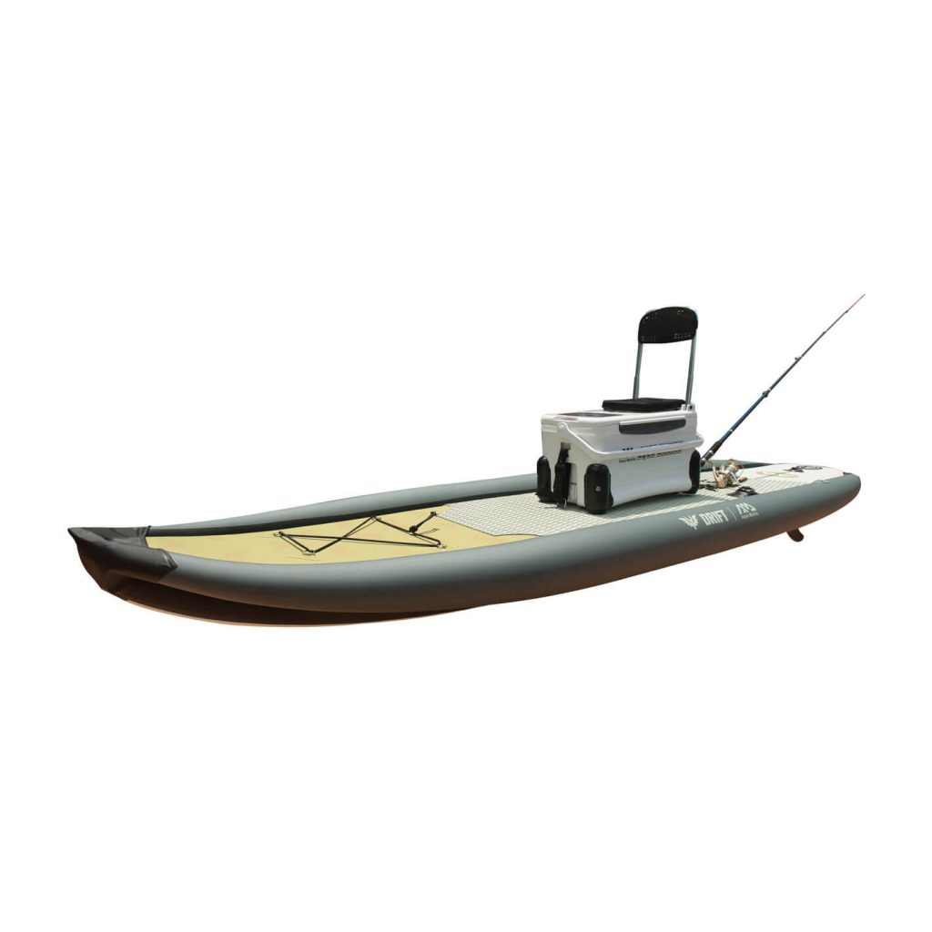 Aqua Marina Drift Fishing and Stand up Paddle Board
